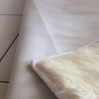 Karpet Bulu Korea Plus Anti Slip