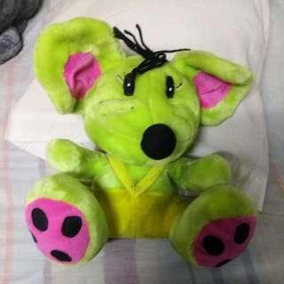 Rat Stuffed Toy