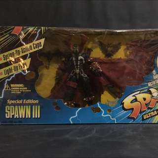 Spawn 3 Action Figure