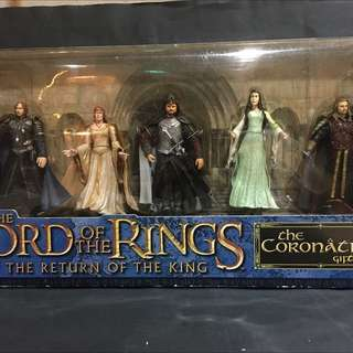 Lords Of The Ring Action Figure