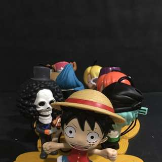 One Pieces Toys