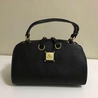 Toscano Italy Black Bag
