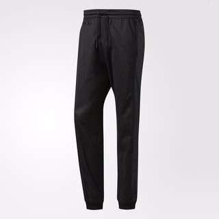 Adidas 縮口褲 黑