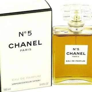 LOOKING TO BUY! Chanel No 5. Authentic.
