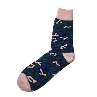 Kuma Series Camo Design Socks