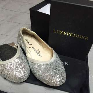 🚚 LUXEPEDDER璀璨芭蕾舞鞋\摺疊鞋