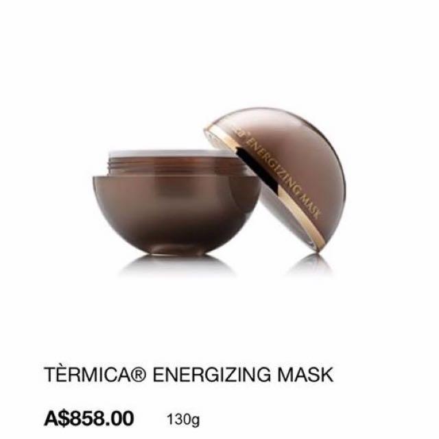 24k Termica Energizing Mask