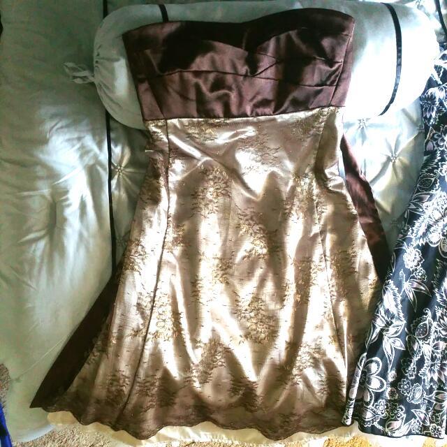 2 High Tea Dresses