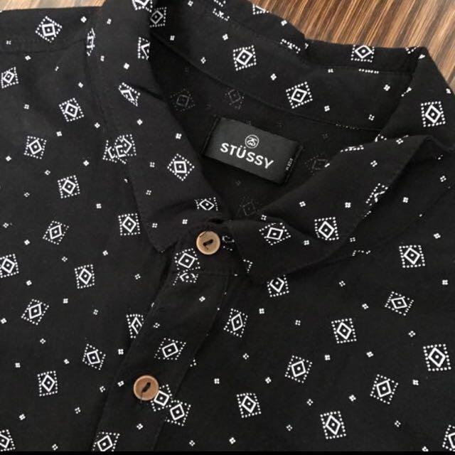 2 Stussy Shirts Size Men's Medium