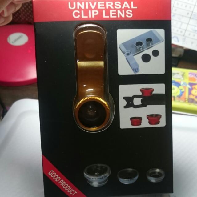 金色廣角鏡🌞魚眼鏡🐠