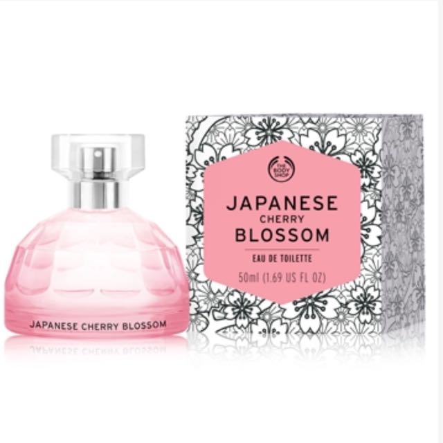 日本櫻花淡雅香水☄️