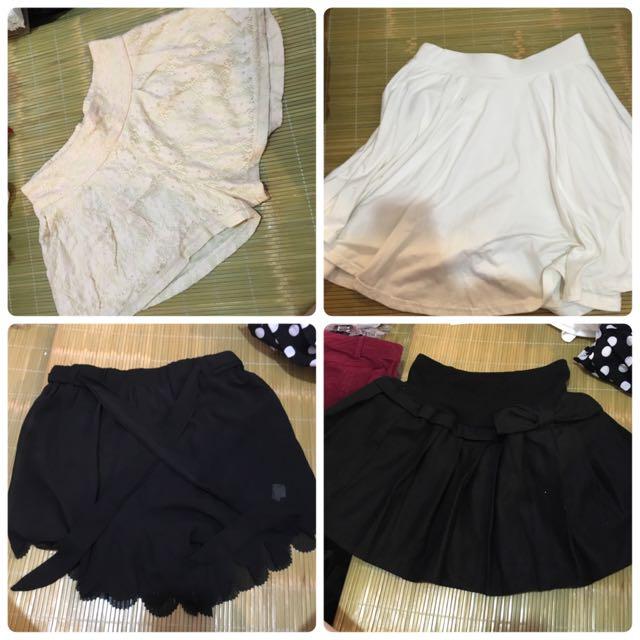 短裙 80元!