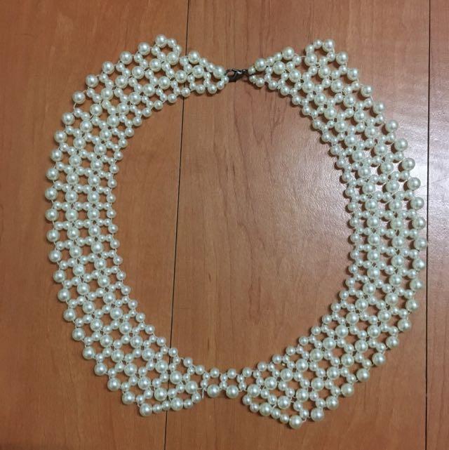 珠珠項鍊 領鍊