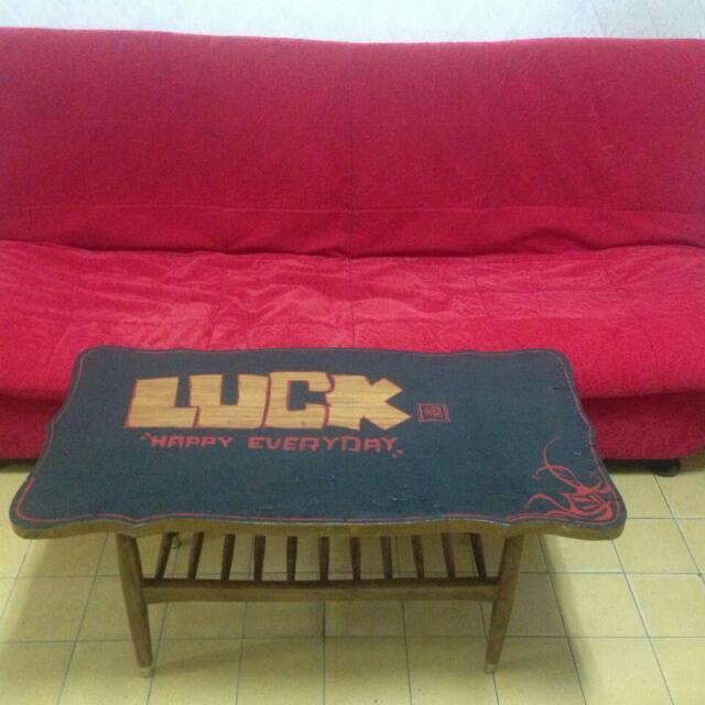 沙發/床 桌子