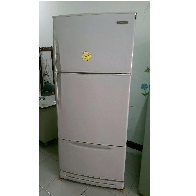 進祿二手電器行 National國際牌580公升三門大冰箱 二手冰箱