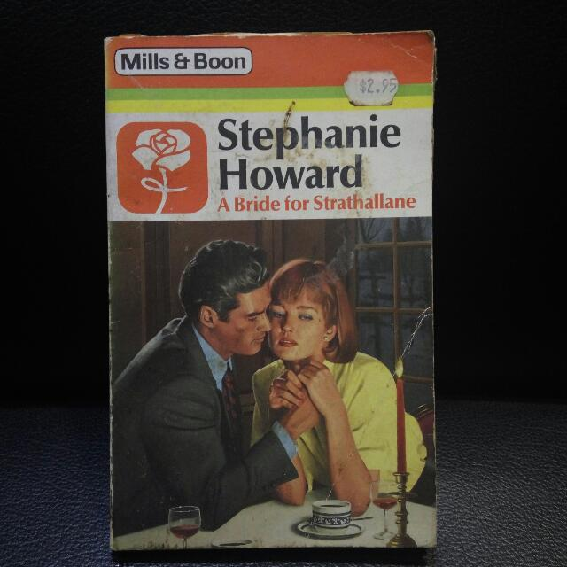 A Bride For Strathallane by Stephanie Howard