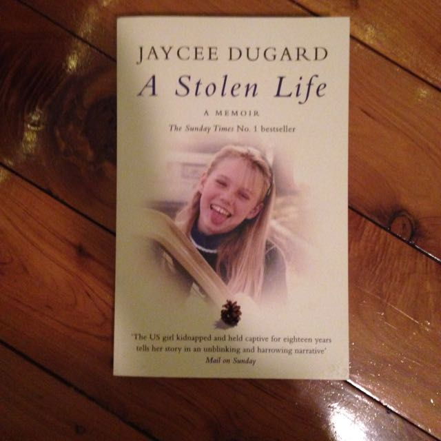 A Stolen Life By Jaycee Dugard, Books & Stationery, Books on Carousell