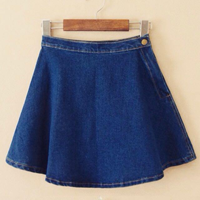 AA Circle Skirt