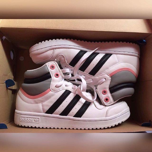 AUTHENTIC: Adidas Top Ten High J