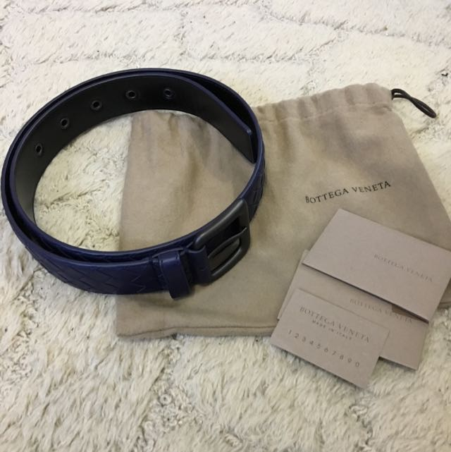 Authentic Bottega Veneta Belt