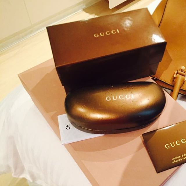 Authentic Gucci Shades For Sale