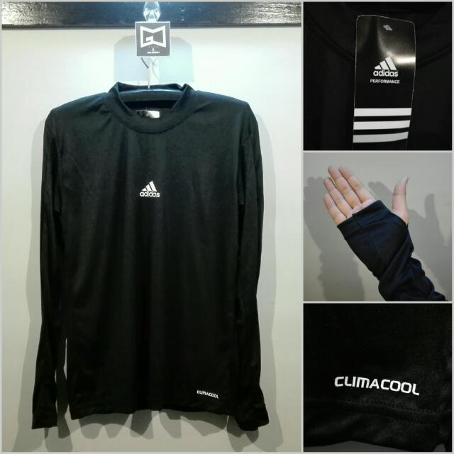 Baselayer Adidas / Nike Black