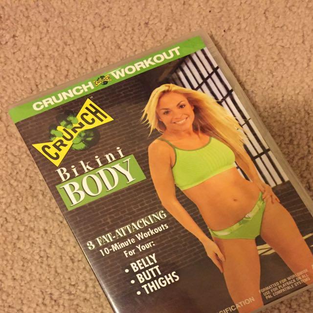Bikini Body DVD