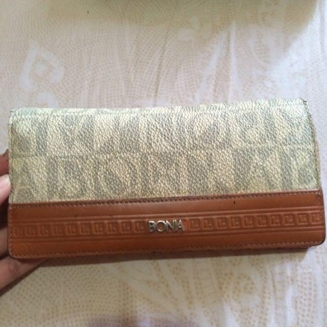 Bonia Wallet Ori