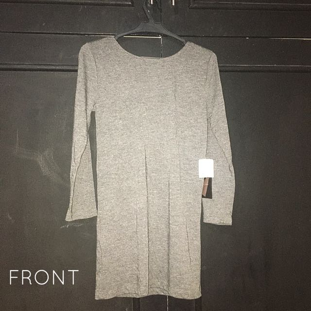 Brand New!!! Forever 21 Gray Top