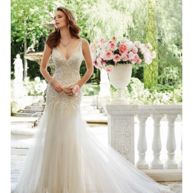 Bridal gown, groom\'s suit and wedding entourage, Preloved Women\'s ...