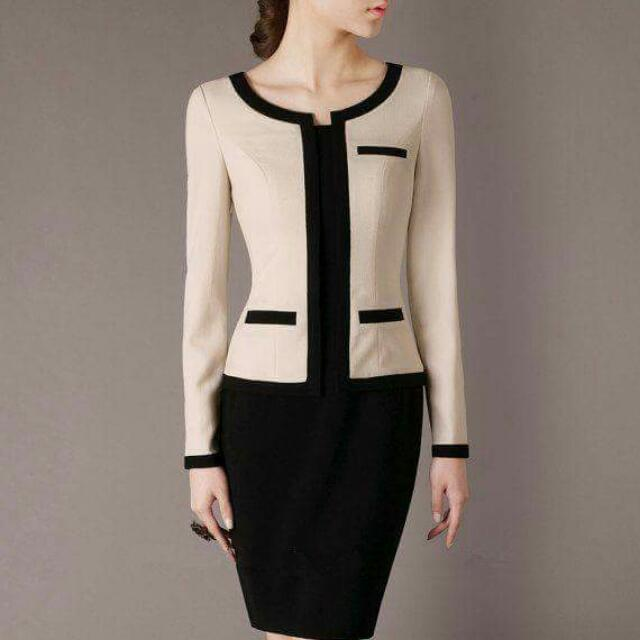 corporate attire office uniform for both male female women s