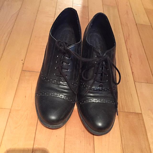 Cute Oxford Heels