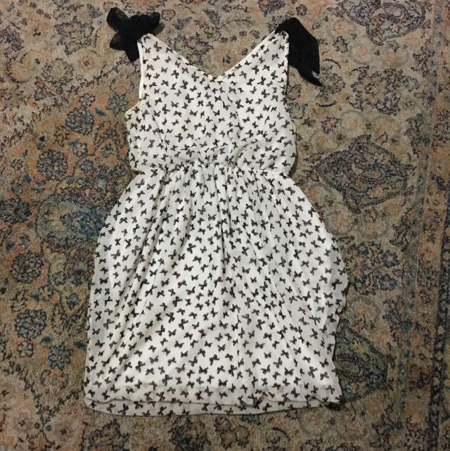 *Repriced* Ribbon Design Dress