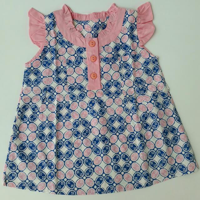 Dress Batik✔NEW✔