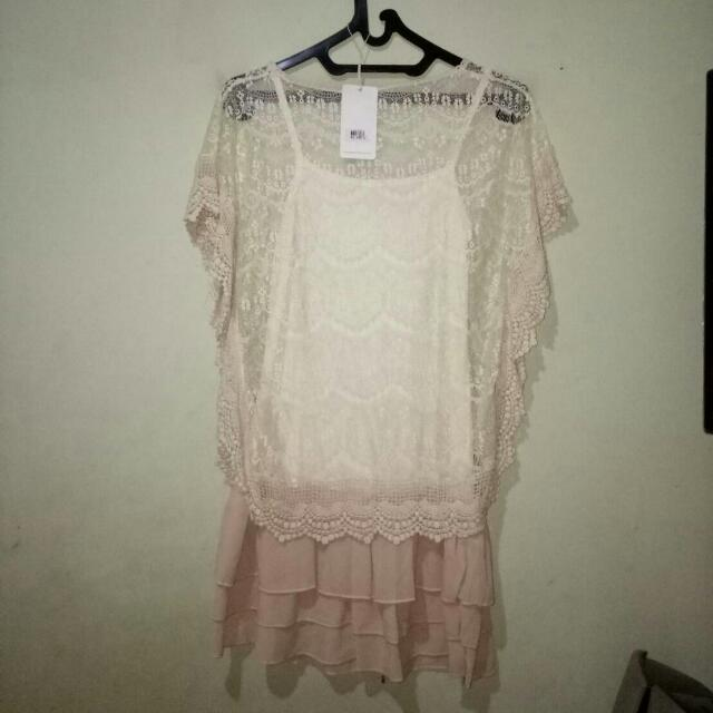 DRESS LACE J.REP
