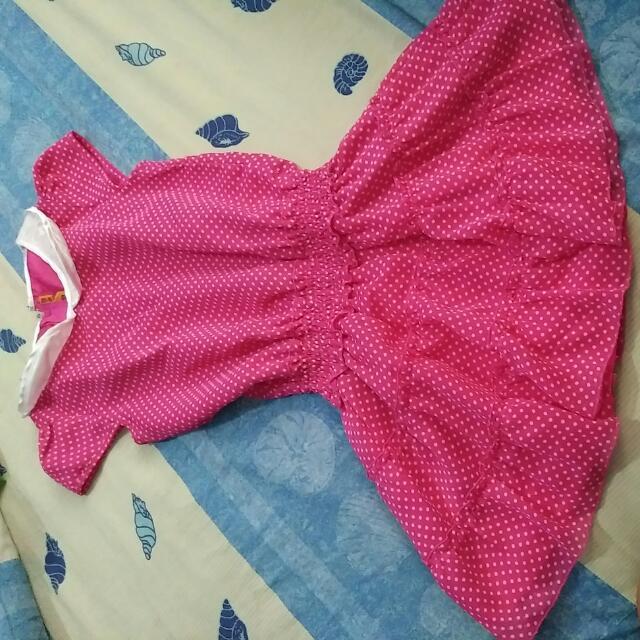 Dress Pink Aero