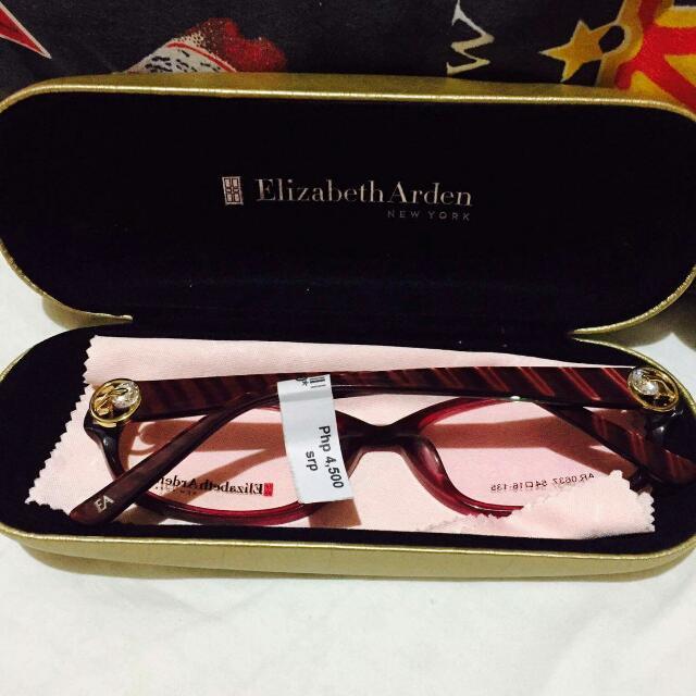 Elizabeth Arden Eyeglass
