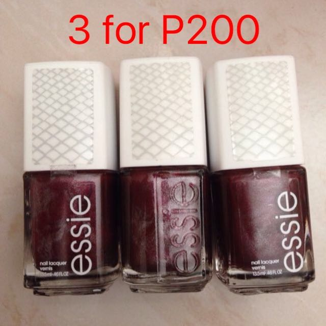 Essie Repstyle Nail Polish #1212Sale