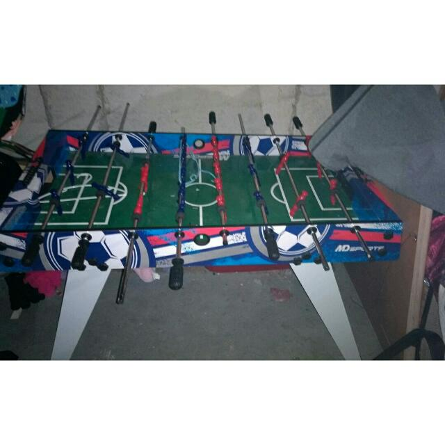 Fooseball Table