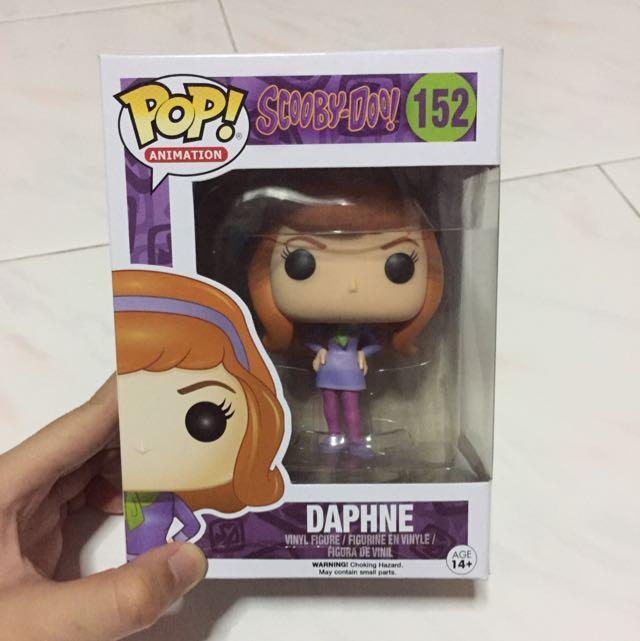 Action- & Spielfiguren Scooby Doo Daphne Pop Vinyl Brand new