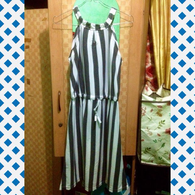 G&W Stripes Dress