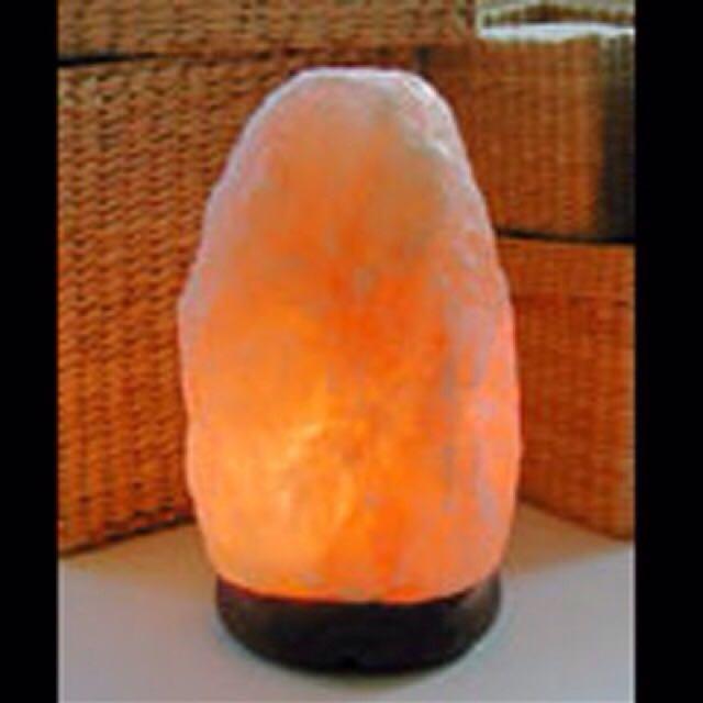 Himalayan Salt Rock Lamps