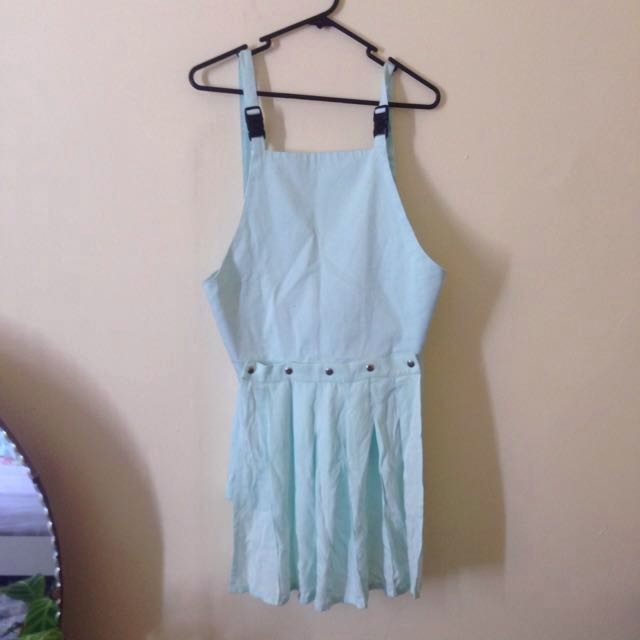 *reduced*House Of Cards Pinafore