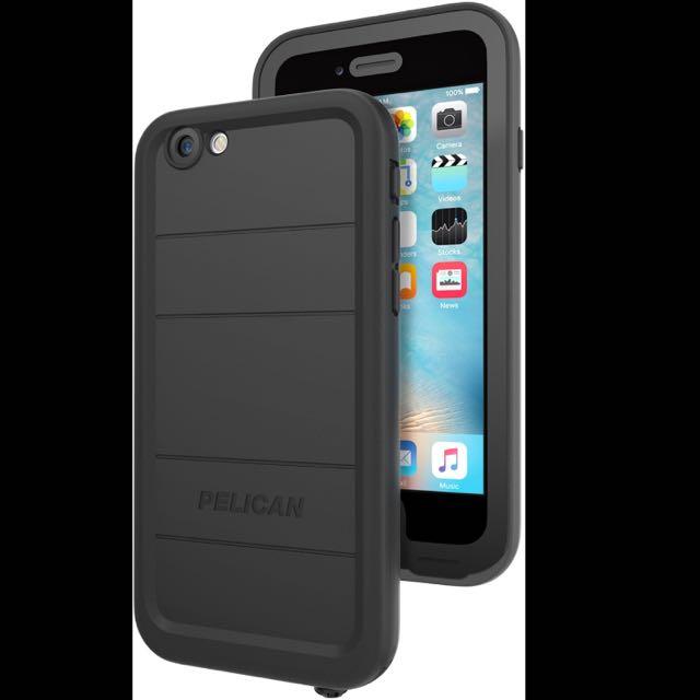 iPhone 6/6s Pelican Heavy Duty Waterproof Case