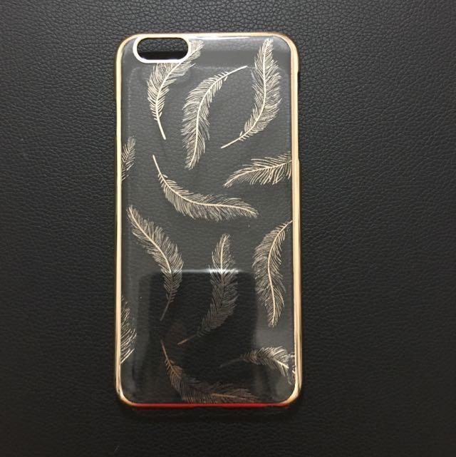 iPhone 6/6S Plus Forever New Feather Case