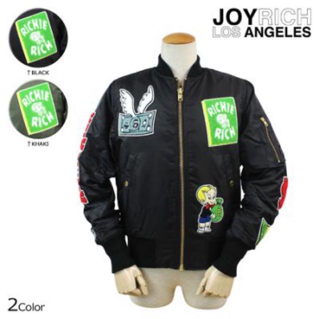 Joyrich 外套 Ma1