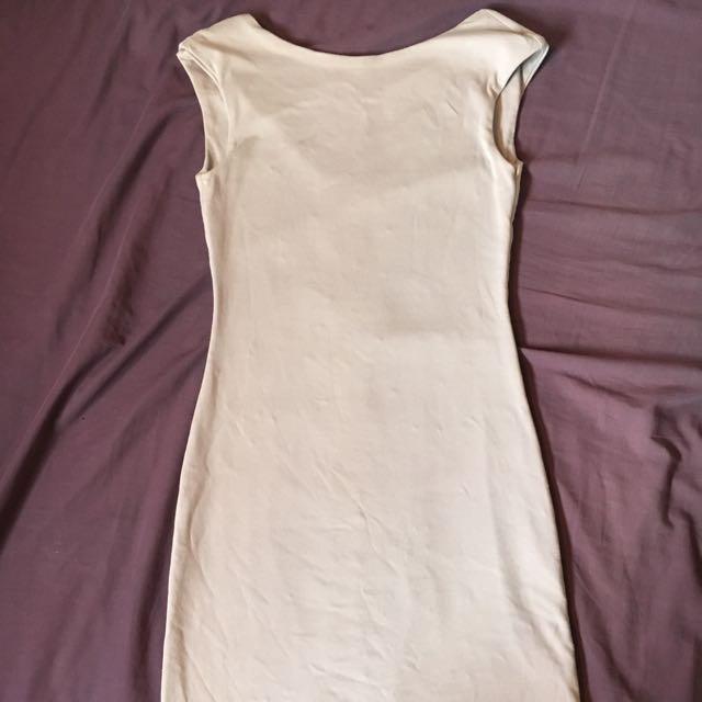 Kookai Beige Dress