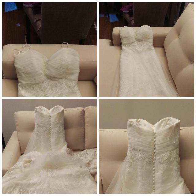 La Saposa Denia Wedding Dress