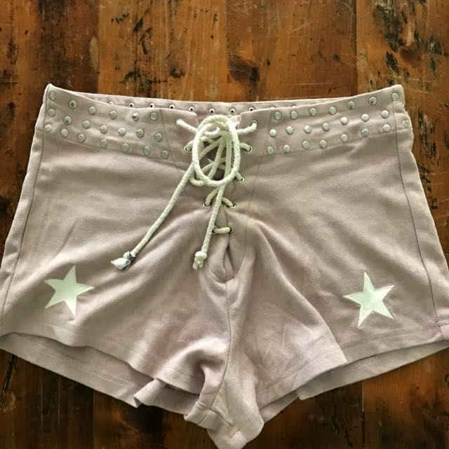 Lenni The Label Star Shorts