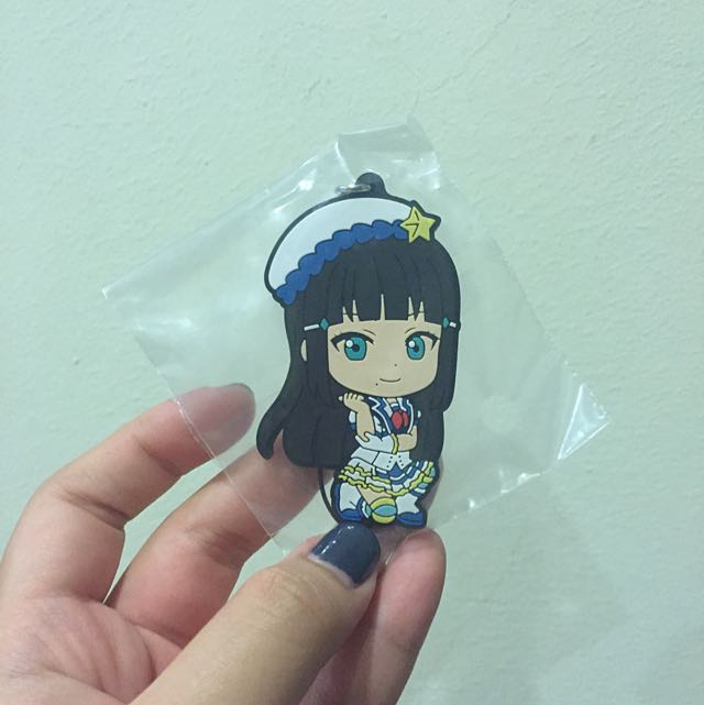 Dia Ichiban Kuji Keychain Entertainment J Pop On Carousell